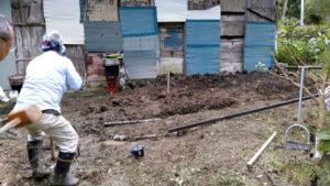 水道管発見