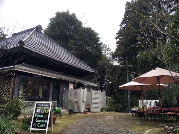 ルーラルガーデンカフェ